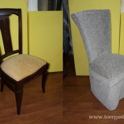 Μεταμόρφωση και προστασία με ένα απλό κάλυμμα καρέκλας.