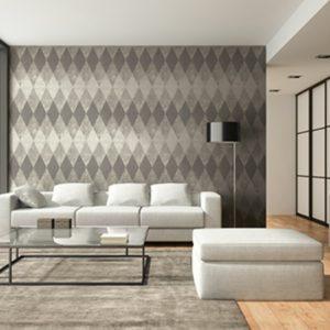 Wallpaper Wallquest Radiant Harlequin
