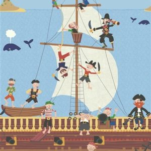 wallquest-pelikan-prints-pajama-party-ahoy-matey-mural-kj50902M