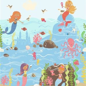 wallquest-pelikan-prints-pajama-party-lost-mermaids-at-play-kj50700M