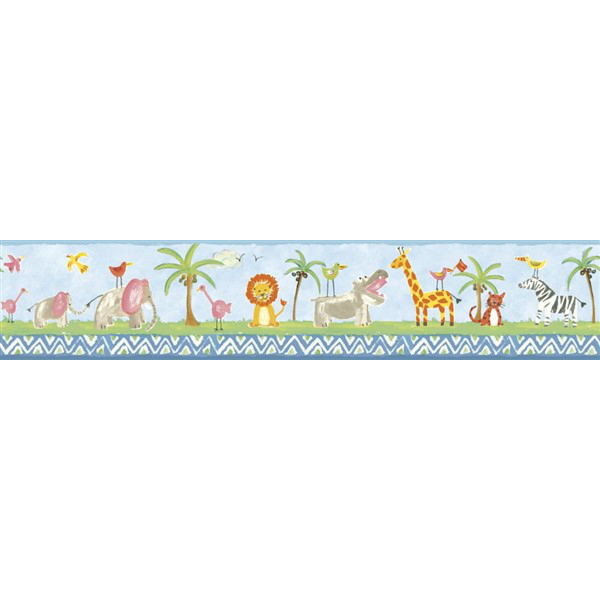 york-wallcoverings-growing-up-kids-jungle-boogie-border-GK8989BD