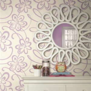 york-wallcoverings-growing-up-kids-large-floral-w-scrolls-all-over