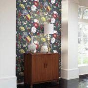 Wallpaper Tapetsaria Vincent Poppies CY1515-1